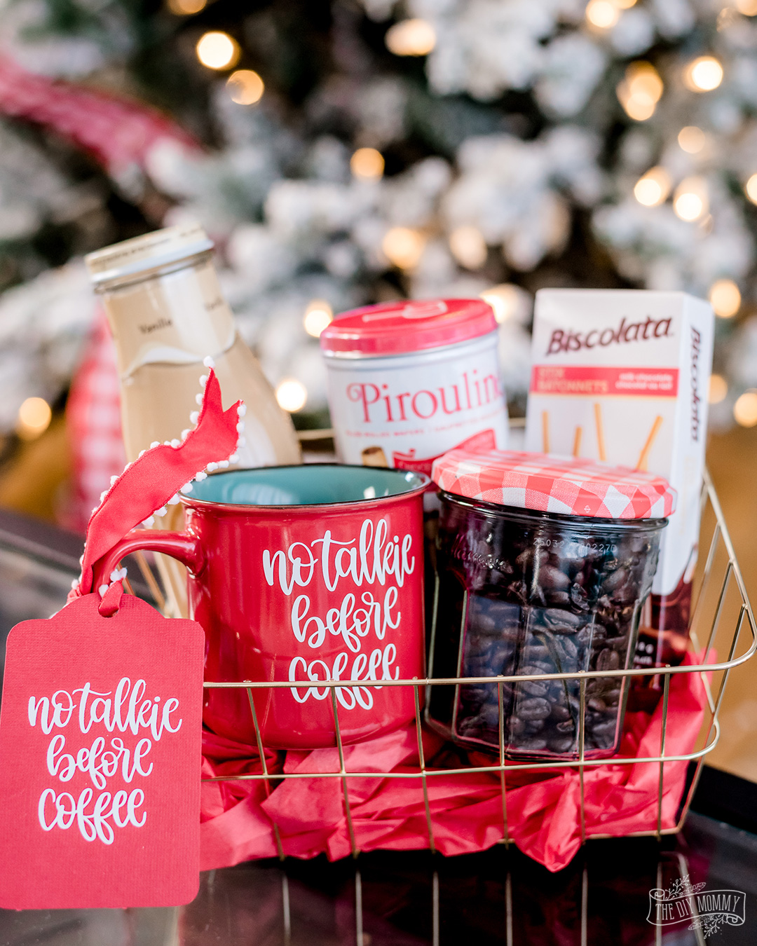 Diy Dollar Store Gift Basket Ideas With Personalized Details The Diy Mommy