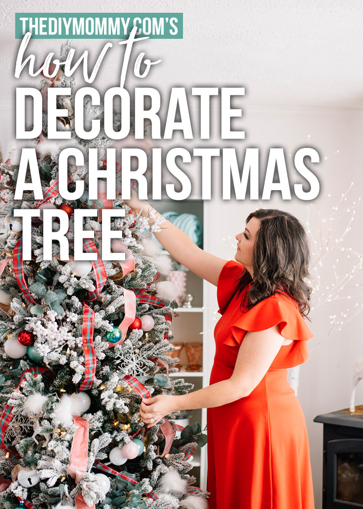 Learn how to decorate a tree like a design with these no-fail decorating tips